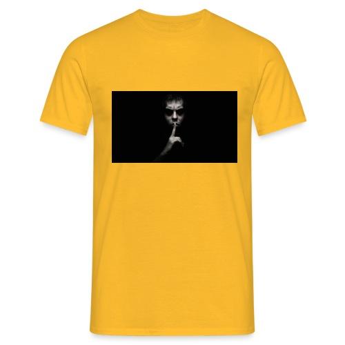 PRIVATE SECURITY DARK SHHHHH! - Männer T-Shirt