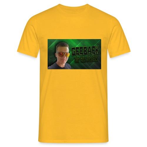 Geebaek - Herre-T-shirt