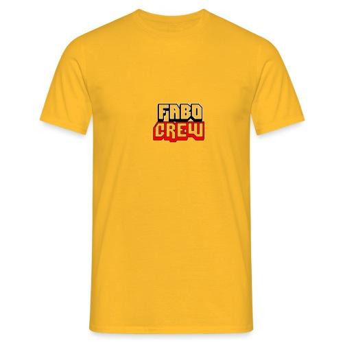 Fabo Crew Merch - Männer T-Shirt