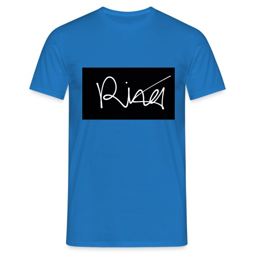 Autogramm - Männer T-Shirt