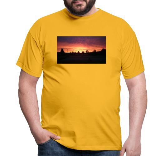 The Heaven - Männer T-Shirt