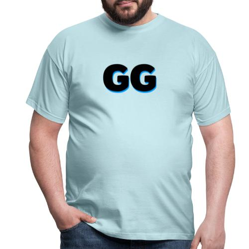 GG - Herre-T-shirt