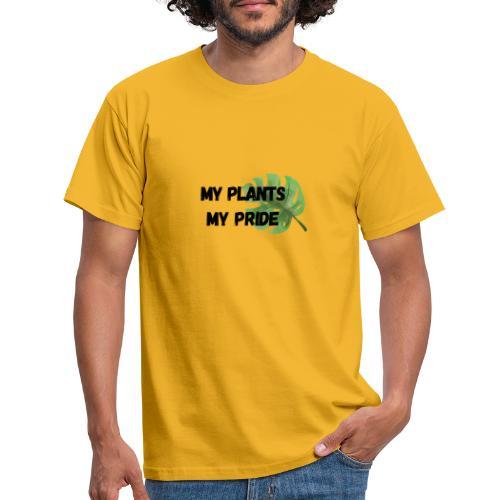 My Plants My Pride - Men's T-Shirt
