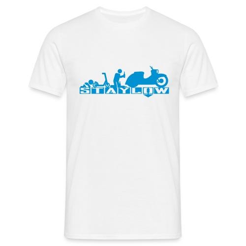 STAYLOW Bier - Männer T-Shirt