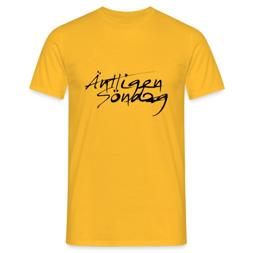 Antligen Sondag - T-shirt herr