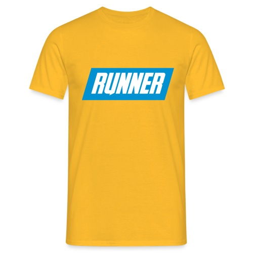 RUNNER - Maglietta da uomo
