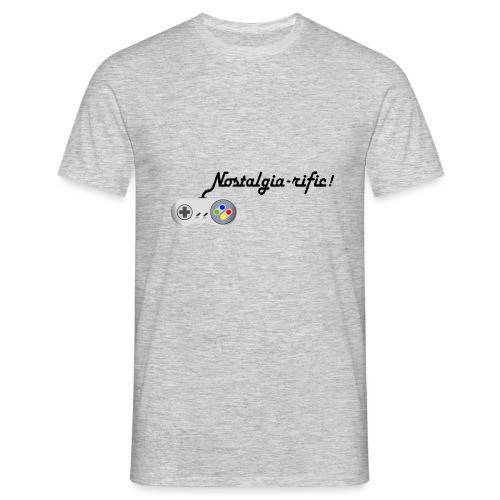 Nostalgia-rific! - Men's T-Shirt