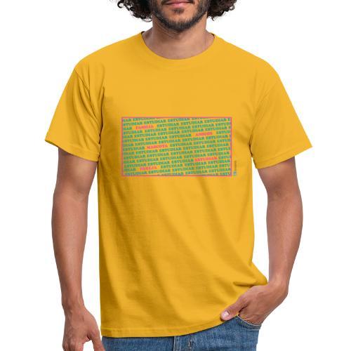 En qué piensa un opositor u opositora - Camiseta hombre