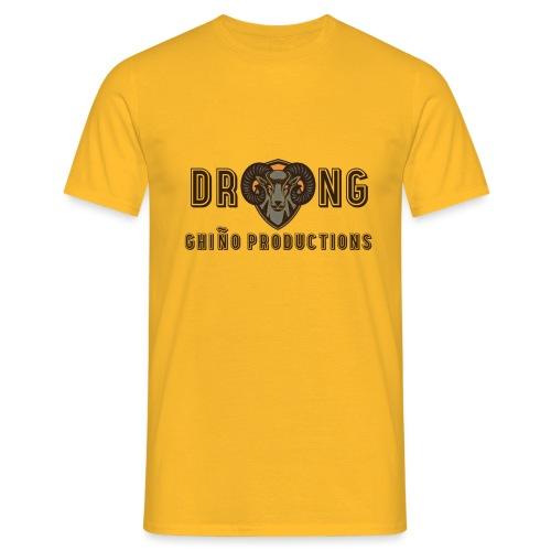 DRONG - Maglietta da uomo