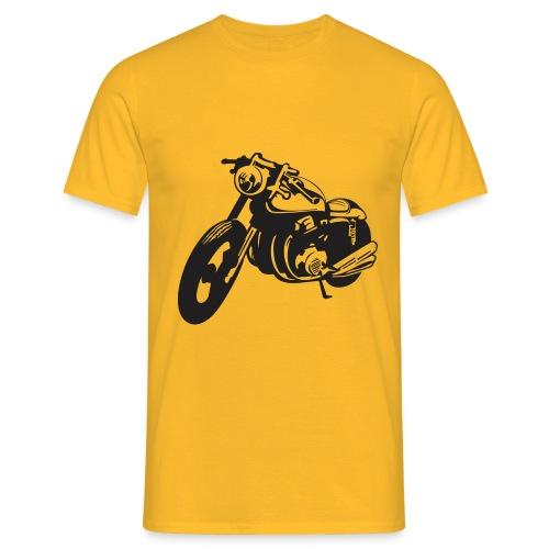 cafe racer 1925498 1280 - Männer T-Shirt