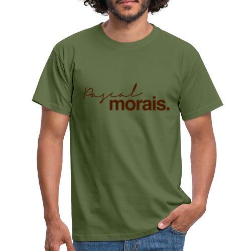 Pascal Morais Logo - Men's T-Shirt