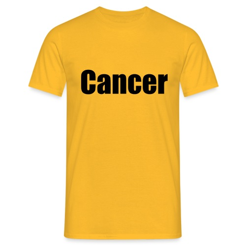 cancer - Men's T-Shirt