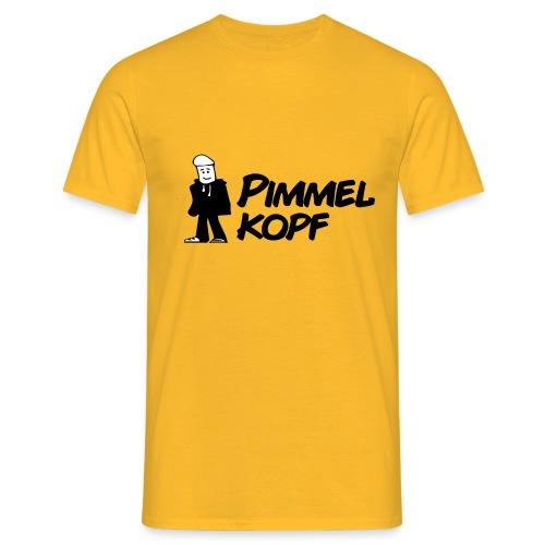 Pimmelkopf - Männer T-Shirt
