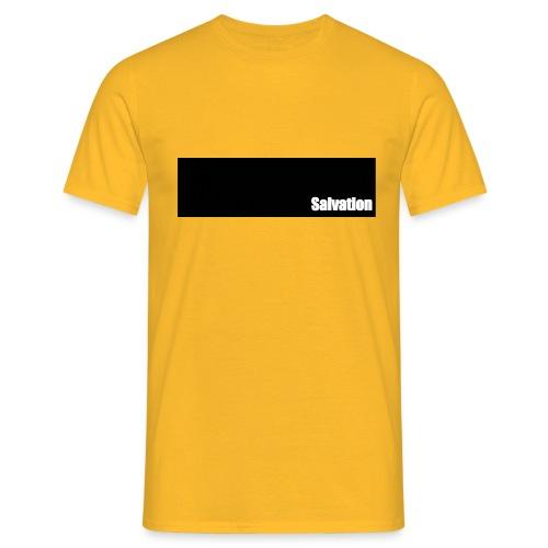 Salvation - Männer T-Shirt