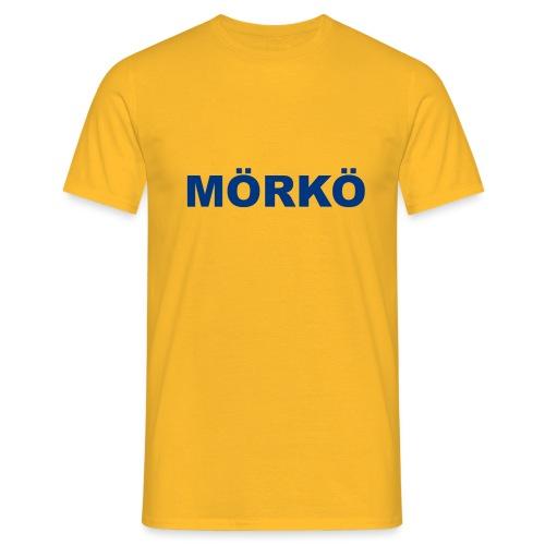 Sininen MÖRKÖ - Miesten t-paita
