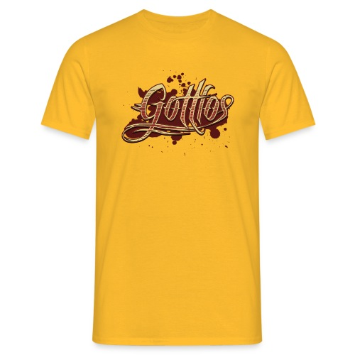 Gottlos - Männer T-Shirt