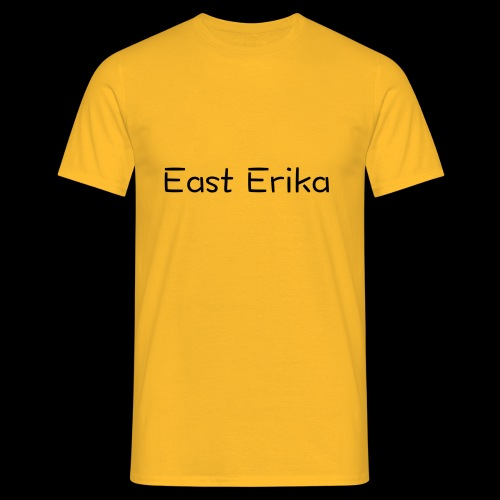 East Erika logo - Maglietta da uomo