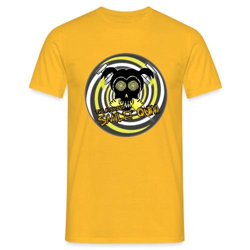Swirly Quinn - Men's T-Shirt