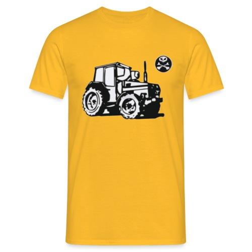 üplus traktor png - Männer T-Shirt