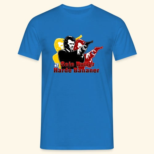 Dirty Harry - Herre-T-shirt