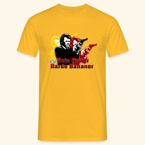 Dirty Harry - Herre-T-shirt