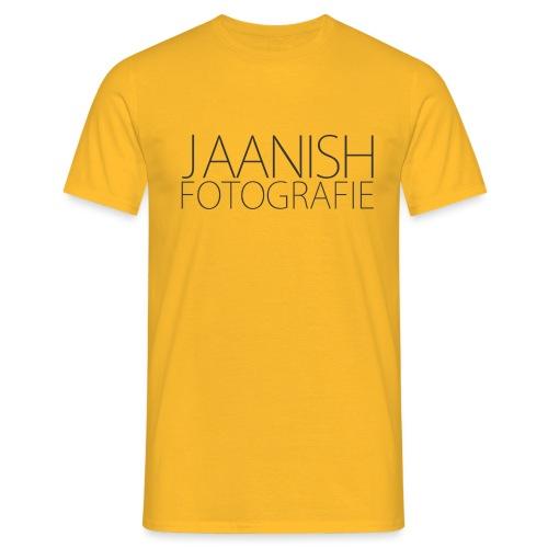 LOGO JAANISH PNG - Mannen T-shirt