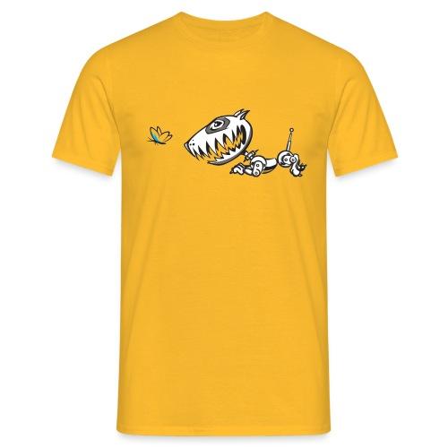 Robodog - Men's T-Shirt