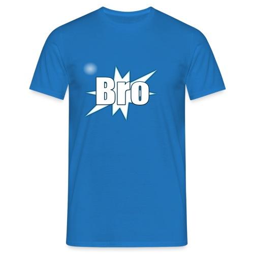 Bro hats and shirts - Herre-T-shirt