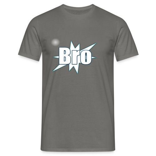 Bro hats and shirts - Herre-T-shirt