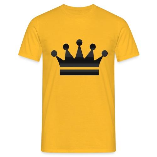 crown - Mannen T-shirt