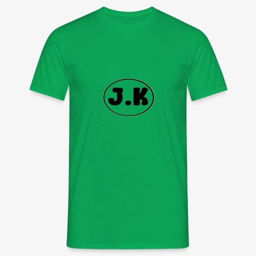 J K - Men's T-Shirt
