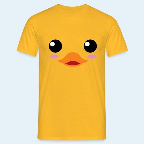 Pato bebé (Cachorros) - Camiseta hombre