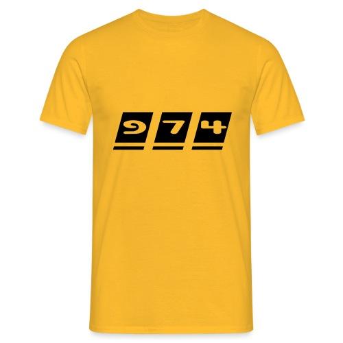 Ecriture 974 - T-shirt Homme