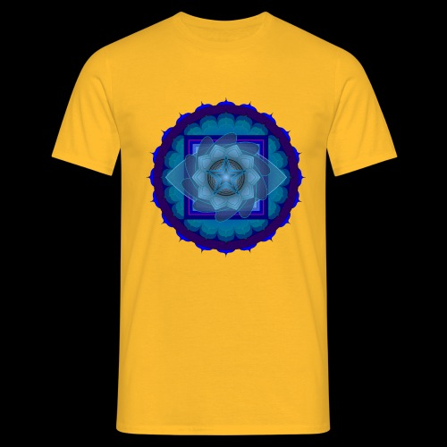 mandala 4 - Men's T-Shirt