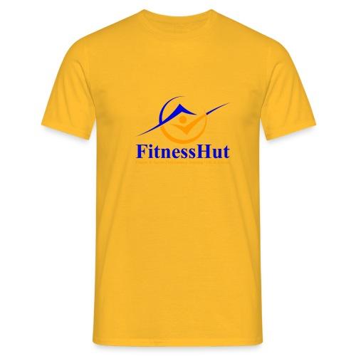 FitnessHutUK Logo Kit - Men's T-Shirt