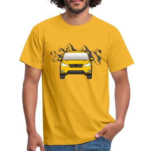 yellow mountain xv - Men's T-Shirt