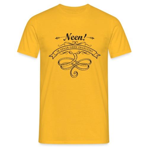 Zegeltjes - Mannen T-shirt