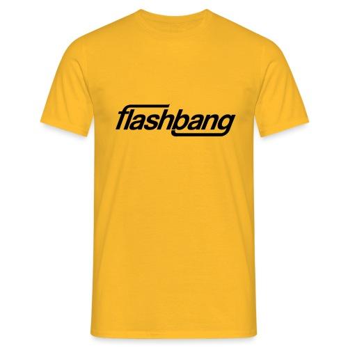 FlashBang Enkel - 100kr Donation - T-shirt herr