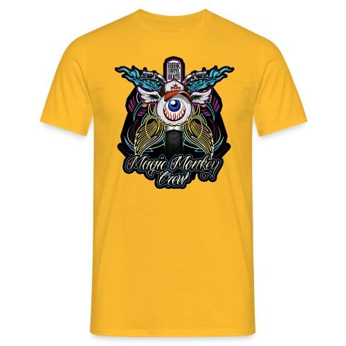 rideuntildeathfront - T-shirt Homme
