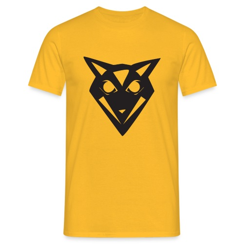 Wizarding Wolf Logo - Without Text - Männer T-Shirt