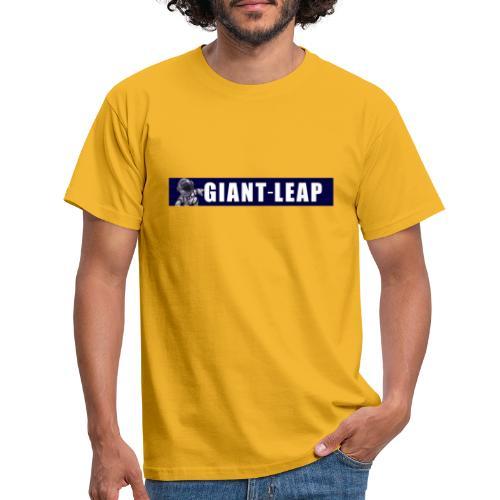 GiantLeap banner - Men's T-Shirt