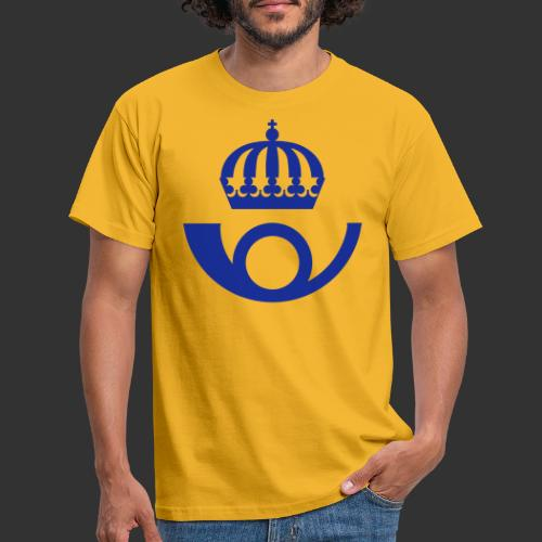 Kungliga Postverket - T-shirt herr
