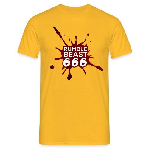 RB666 Logo png - Männer T-Shirt