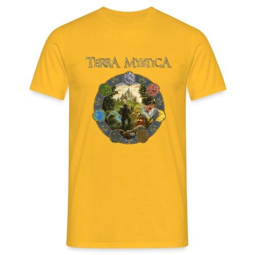 shirt coverbild mit logo2 - Männer T-Shirt