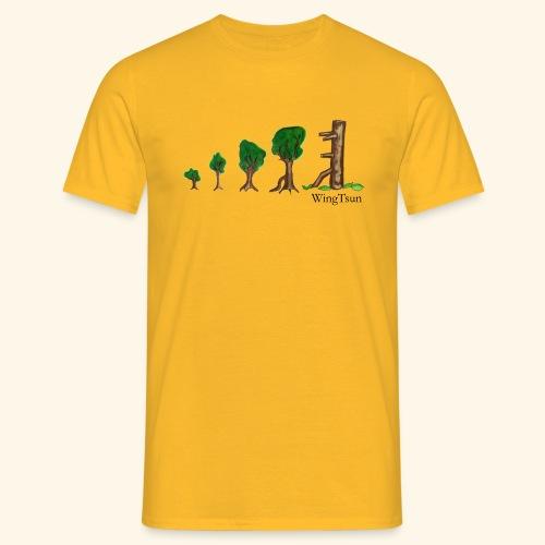 WingTsun - Männer T-Shirt