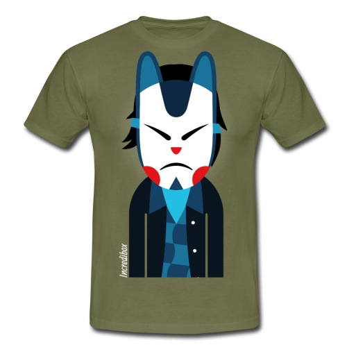 CAT MASKER - T-shirt Homme