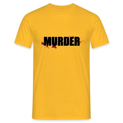 MURDER - T-shirt Homme