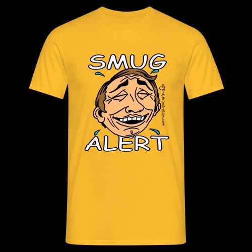 Smug Stan - Men's T-Shirt