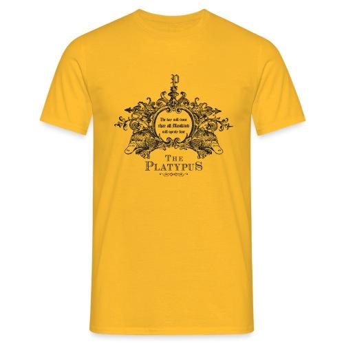 Platypus - Mannen T-shirt
