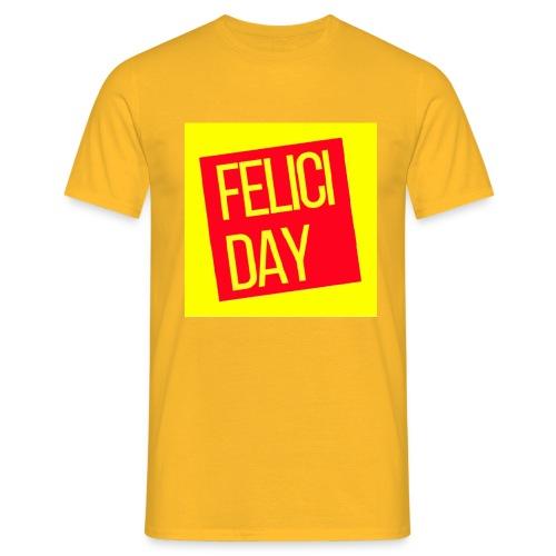 Feliciday - Camiseta hombre